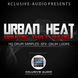 Xclusive-Audio Urban Heat
