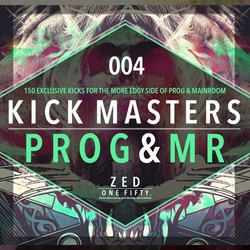 Zenhiser Kick Masters Progressive &amp; Main Room House