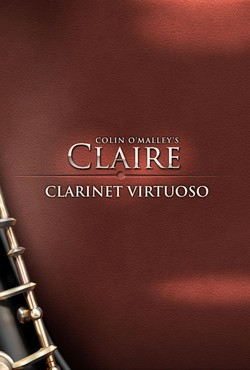 8Dio Claire Clarinet Virtuoso