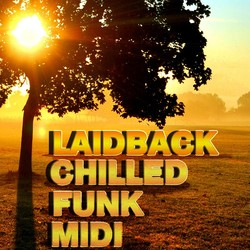 Electronisounds Laid Back Chilled Funk MIDI