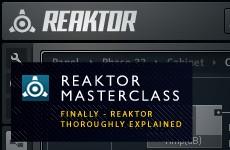 ADSR Reaktor Masterclass