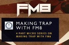 ADSR Making Trap with FM8