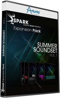 Arturia Summer Soundset for Spark