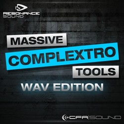 CFA-Sound Massive Complextro Tools WAV Edition