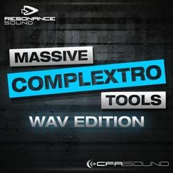 CFA-Sound Massive Complextro Tools WAV Edition
