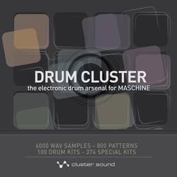 Cluster Sound Drum Cluster