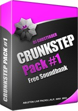 DJ Ghostfader Crunkstep Vol 1