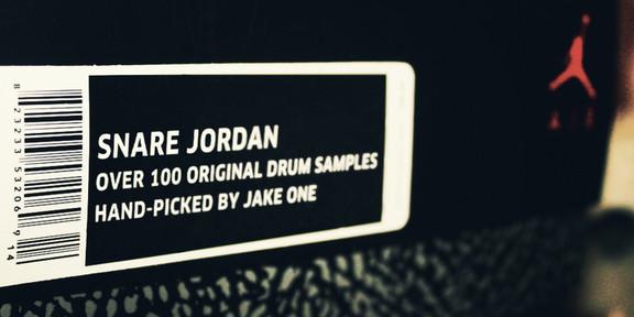 Jake One Snare Jordan