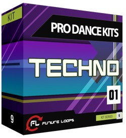 Future Loops Pro Dance Kits Techno 01