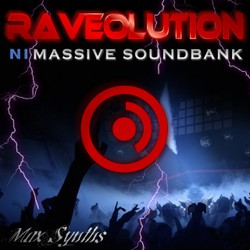 MaxSynths Raveolution for Massive