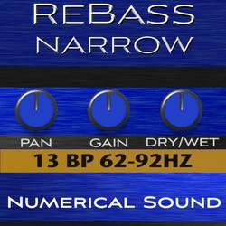 Numerical Sound ReBass Narrow