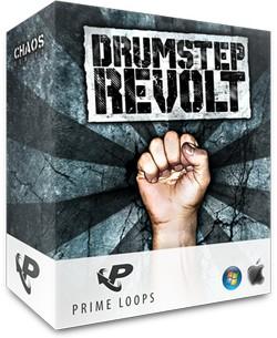 Prime Loops Drumstep Revolt