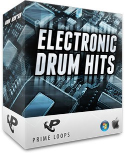 Prime Loops Electronic Drum Hits