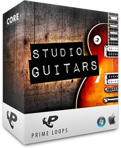 Prime Loops Studio Guitars