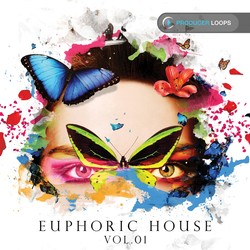 Producer Loops Euphoric House Vol 1