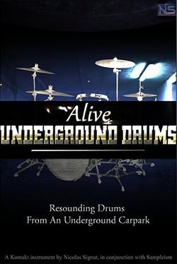 Alive Underground Drums
