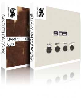 Samplephonics 808 / 909 Bundle