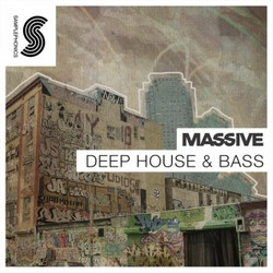 Samplephonics Massive Deep House & Bass