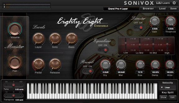 Sonivox Eighty Eight Ensemble