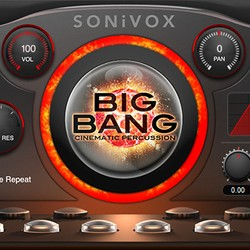 Sonivox Big Bang Cinematic Percussion 2.0