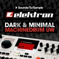 Dark and Minimal Machinedrum UW