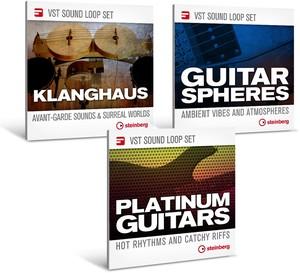 Steinberg Klanghaus, Platinum Guitars & Guitar Spheres