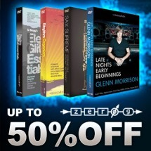 50% off Zero-G at Time+Space