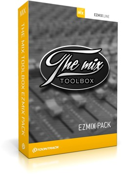 Toontrack The Mix Toolbox