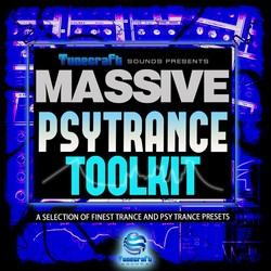 Tunecraft Massive Psytrance Toolkit
