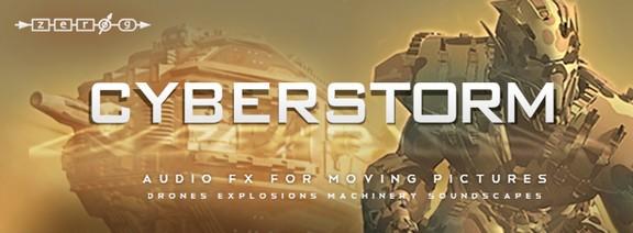 Zero-G Cyberstorm