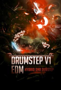 8Dio EDM Drumstep V1
