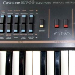 Casio MT-68