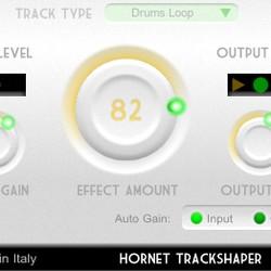 Hornet Plugins TrackShaper