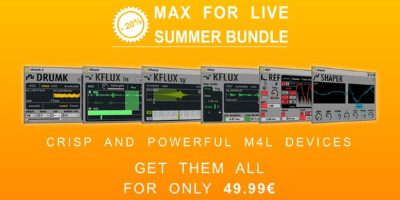 K-Devices M4L Summer Bundle