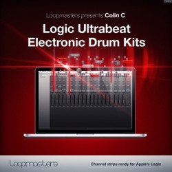 Loopmasters Logic Ultrabeat Electronic Drum Kits