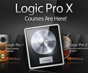 macProVideo Logic Pro X