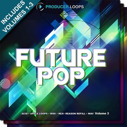 Producer Loops Future Pop Bundle
