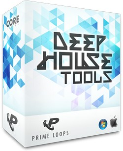 Prime Loops Deep House Tools