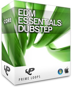 Prime Loops EDM Essentials Dubstep