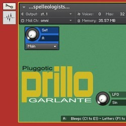 Pluggotic Prillo Garlante