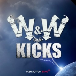 Push Button Bang W&W Style Kicks