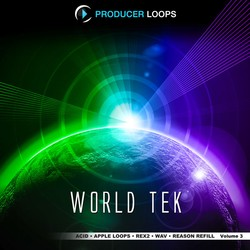 Producer Loops World Tek Vol 3