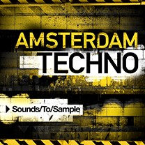 Sounds To Sample Amsterdam Techno