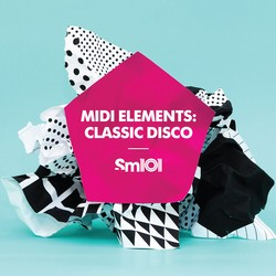 Sample Magic MIDI Elements Classic Disco