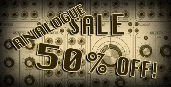 Samplephonics Analogue Sale