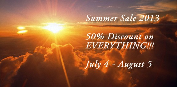 50% off in SampleTekk Summer Sale