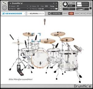Sennheiser  DrumMic`a
