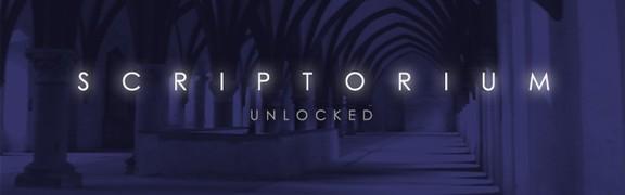 Soniccouture Scriptorium Unlocked