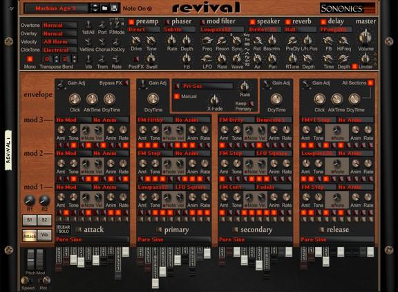 Sononics Revival