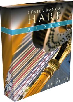 Spitfire Audio Harp Redux